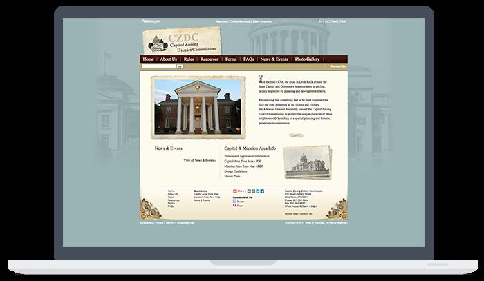 CZDC Website