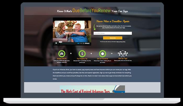 DBYR Website